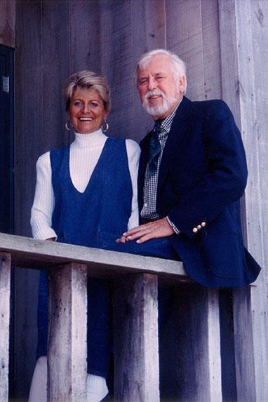 Ed and Darlene Lowe