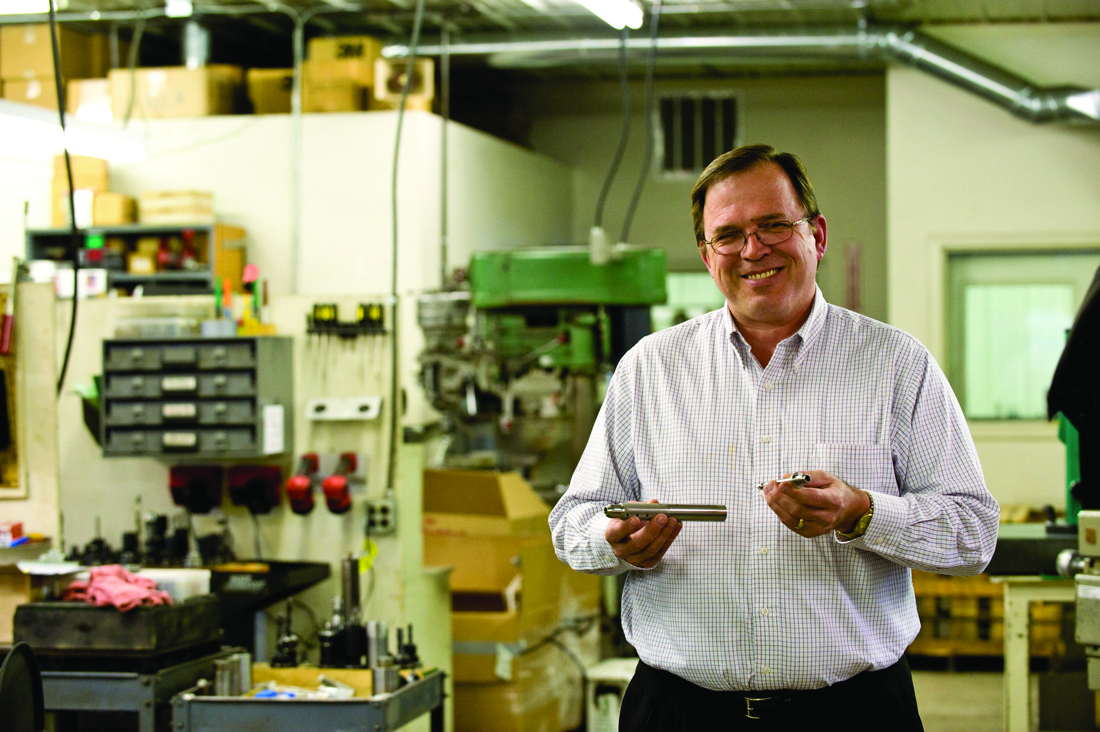 L'Anse Manufacturing - Edward Lowe Foundation