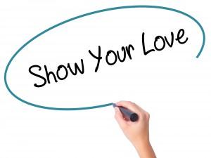 show your love-aqua